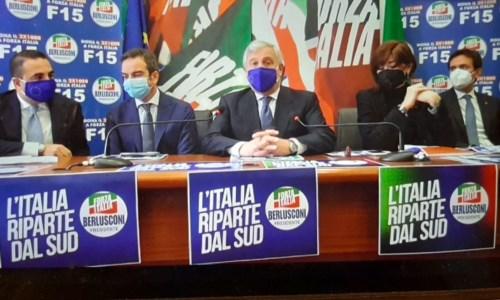 Recovery, secondo Forza Italia il piano per il Sud vale 22 punti di Pil in più