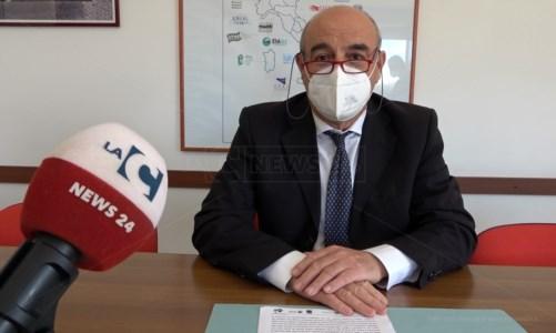 Il presidente di Ebac Calabria Giovanni Aricò