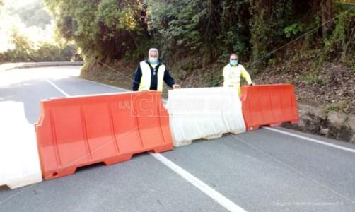 Rimosse le barriere, dopo due mesi riapre la statale 18 Tirrena Inferiore nel Vibonese