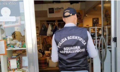Reggio, furto in un negozio gestito dal consorzio di cooperative sociali Macramè