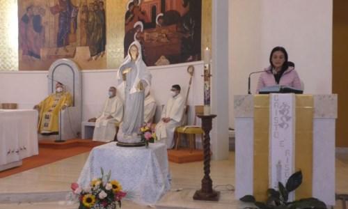 Crisi Abramo, a Crotone messa del vescovo con dipendenti: «C'è bisogno di lavoro come l'aria»