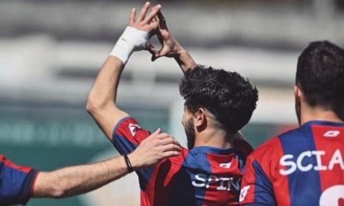 Serie C, Vibonese non basta Spina: contro la Turris finisce 1-1