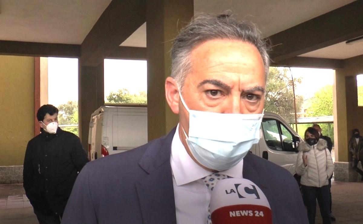 Salvatore Siviglia - Commissario Arcea