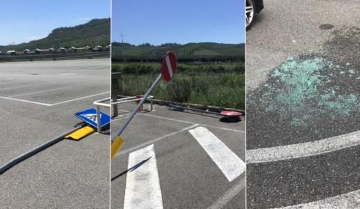 «Cittadella regionale insicura, auto in sosta danneggiate e saccheggiate dai ladri»