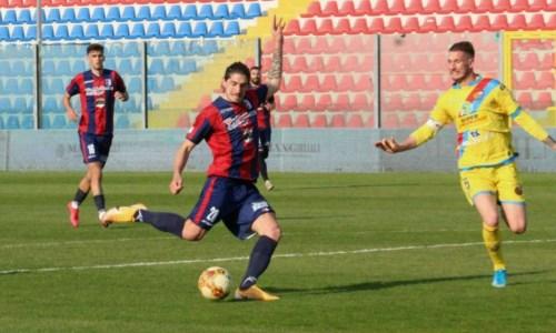 Vibonese Calcio, stagione importante per Plescia ma un rammarico: «Sono mancati i tifosi»
