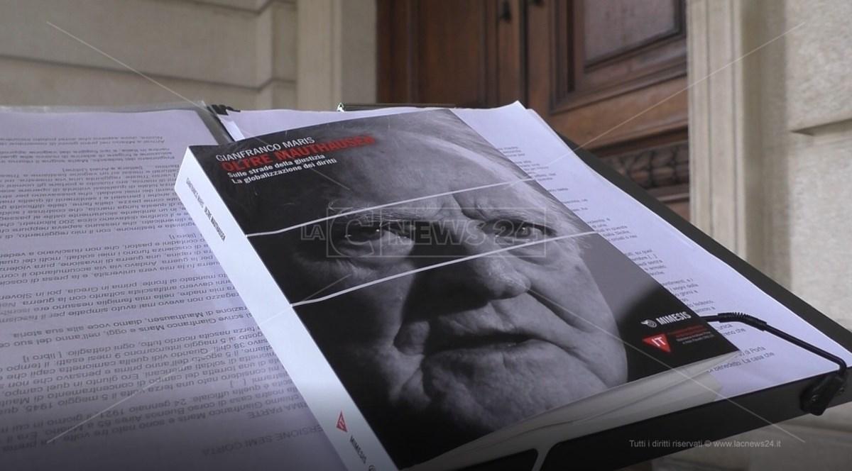 Reggio Calabria ricorda il partigiano e senatore Gianfranco Maris a 100 anni dalla nascita