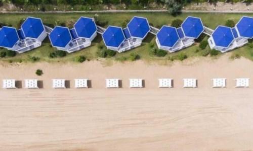 Crotone, 18 bungalow di un lido sequestrati: tra i 9 indagati anche dirigenti del Comune