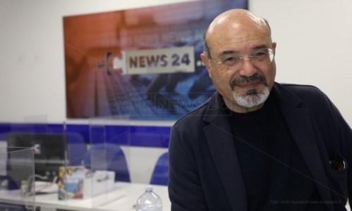 Pino Aprile, nuovo direttore di LaC News24