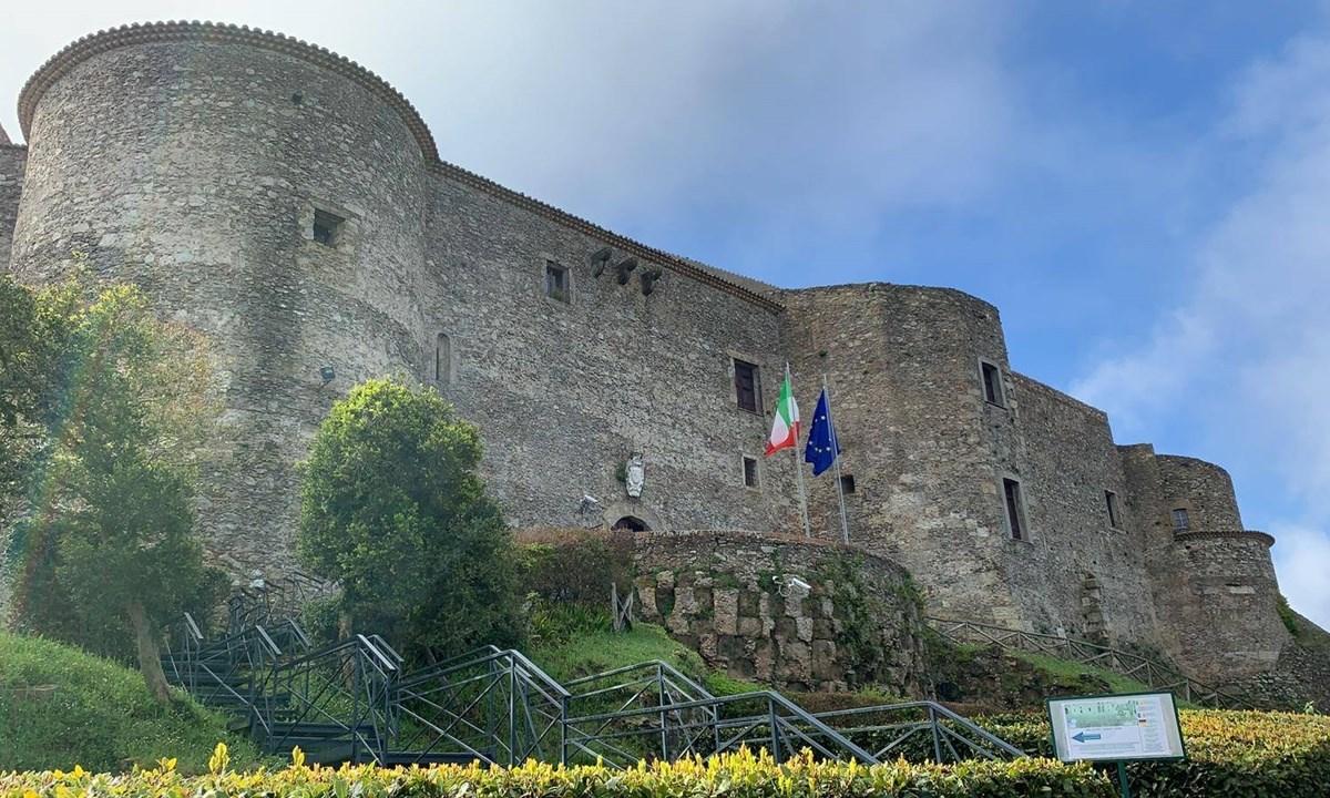 Il castello Normanno Svevo di Vibo Valentia