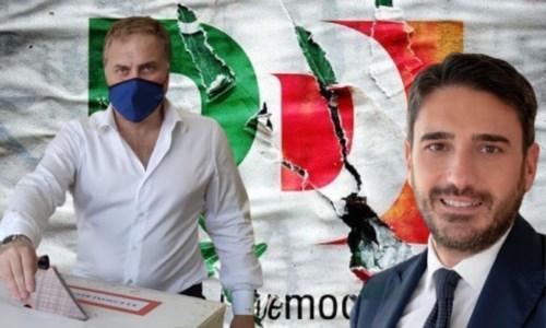 Stefano Graziano e Nicola Irto