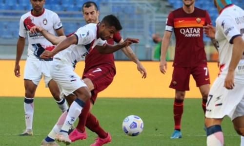 Serie A, la Roma spazza via il Crotone: all'Olimpico finisce 5-0