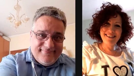 Alessandro Chiappetta e Marilena Molinaro