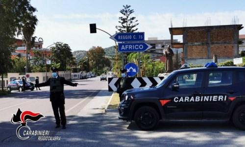 Bianco, fermato sorvegliato speciale fuori dal comune di residenza: arrestato