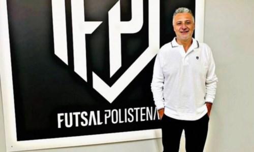 Calcio a 5, Polistena: Nino Rinaldi è il nuovo allenatore dei bianconeri