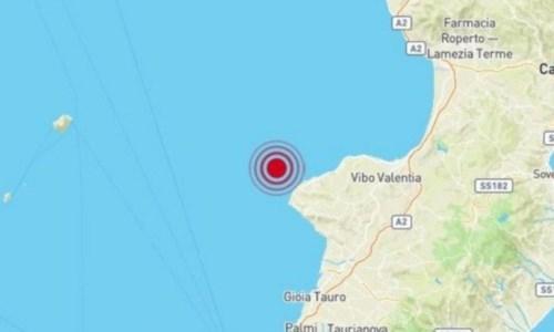 Terremoto, scossa magnitudo 3.2 al largo di Tropea: non ci sono danni