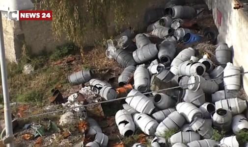 Degrado e rifiuti pericolosi a Reggio Calabria: il Comune chiede chiarimenti ai custodi giudiziari