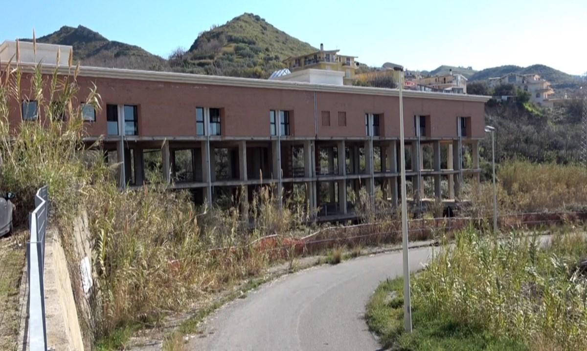 La struttura che dovrebbe ospitare la casa della salute