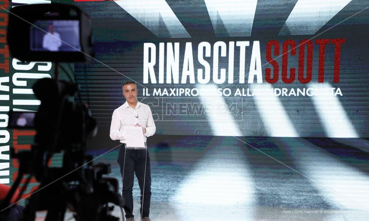 Come uccide la 'ndrangheta, nuova puntata di Rinascita Scott su LaC Tv: VIDEO