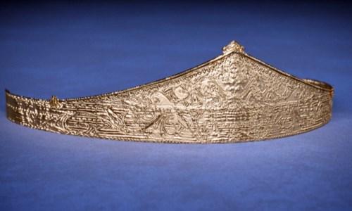 """Il Tesoro di Sant'Eufemia """"lascia"""" il British Museum grazie al 3D"""