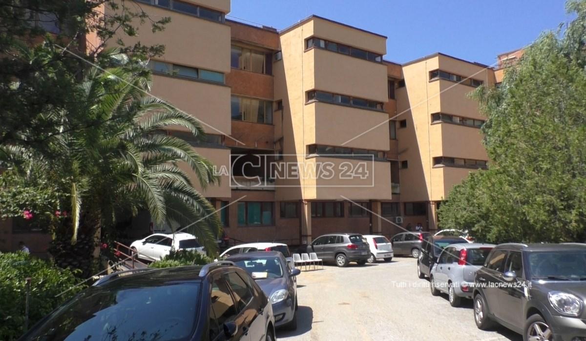 L'ospedale Iannelli di Cetraro