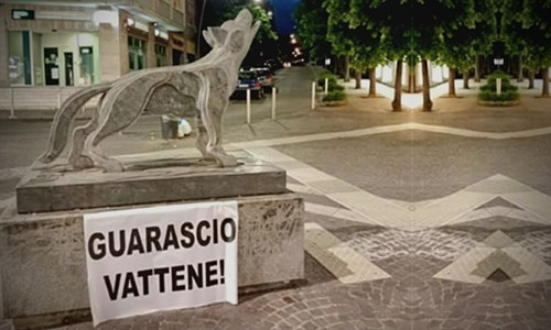 In centro a Cosenza