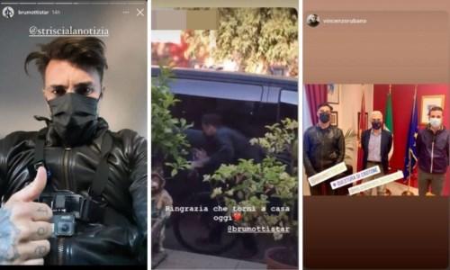 Brumotti su Instagram
