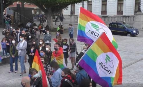 Reggio, Arcigay e Agedo in piazza per ddl Zan e in sostegno della comunità Lgbt