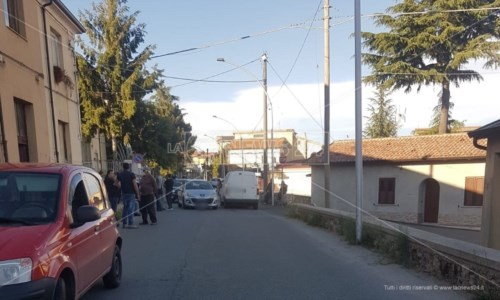 Incidente nel Vibonese, bimbo in bici investito da un furgone: trasferito d'urgenza a Catanzaro