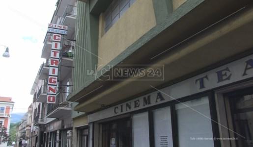 Il cinema Citrigno di Cosenza riapre i battenti