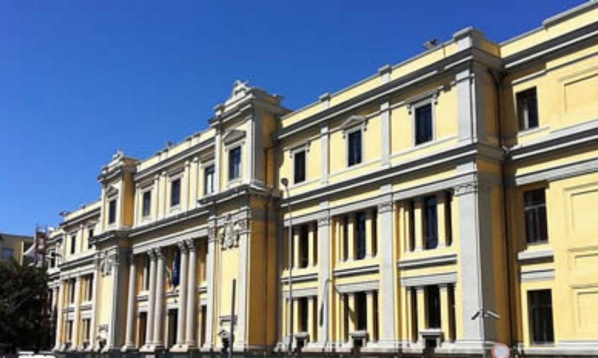 Palazzo di giustizia Salvatore Blasco