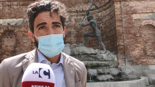 Alessandro Riello, sostituto procuratore della Dda di Catanzaro