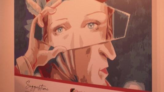 Cosenza, il Museo del Fumetto riapre con Dante e Rendano protagonisti