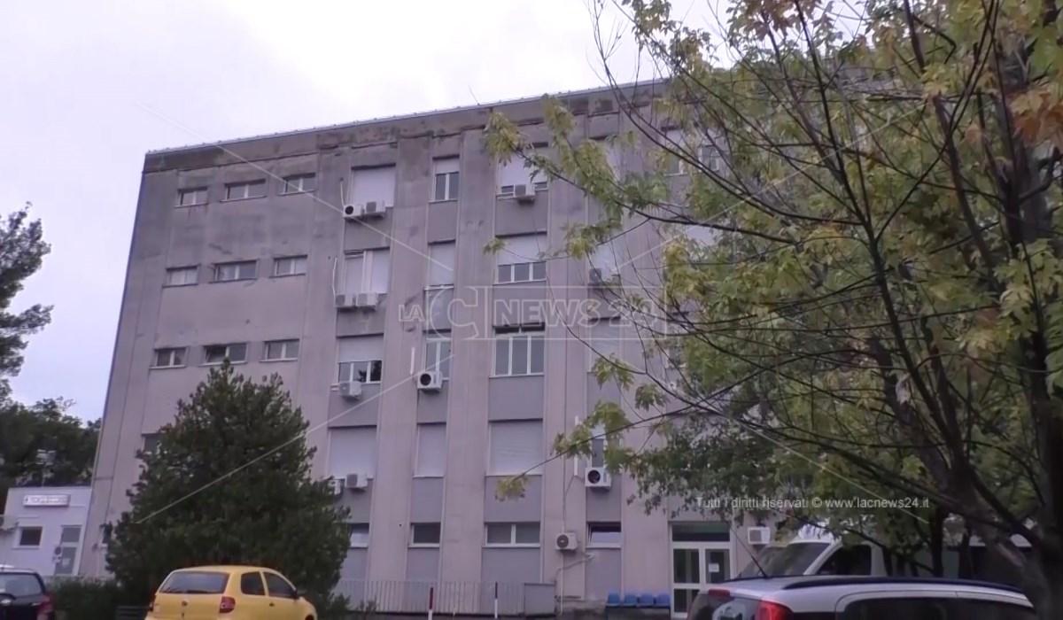 L'ospedale di Praia