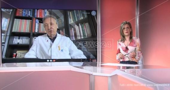 Maurizio Rosati intervistato da Rossella Galati