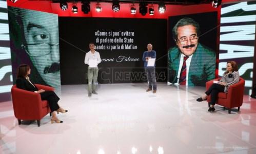 Rinascita-Scott, il format LaC Tv a Otto e mezzo nell'editoriale di Paolo Pagliaro