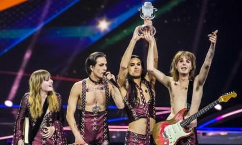 Musica, i Maneskin vincono l'Eurovision e portano il tricolore sul tetto d'Europa