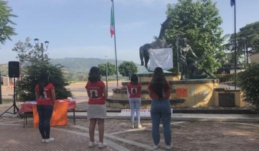 La commemorazione di Giovanni Falcone organizzata a Bisignano dal Movimento Agende Rosse