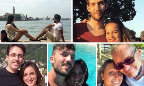 Funivia Stresa, 3 coppie e famiglie con bambini: ecco chi sono le vittime del Mottarone
