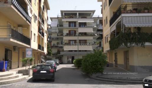 Il palazzo in cui vive la famiglia di Serena Cosentino
