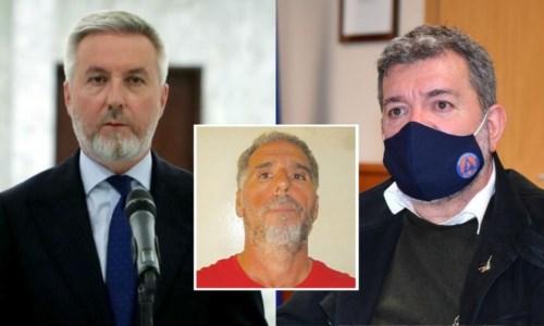 Arresto del boss Morabito, da Guerini a Spirlì soddisfazione per il lavoro svolto dagli investigatori