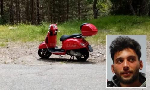Cosenza, scomparso il figlio dell'ex candidato alle Regionali Aiello: ritrovata la moto