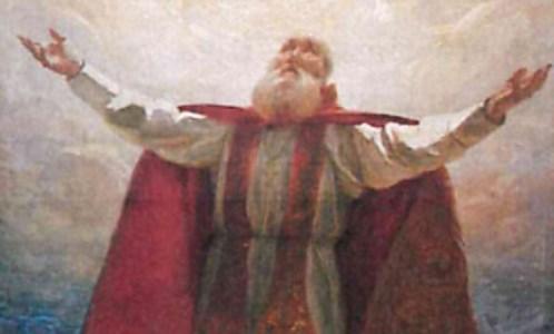 Il dipinto di San Prospero