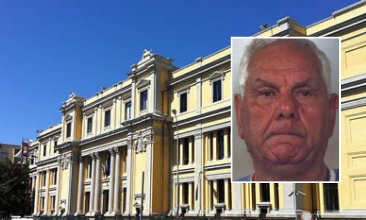 La Corte d'Appello di Catanzaro, Nel riquadro Franco Muto