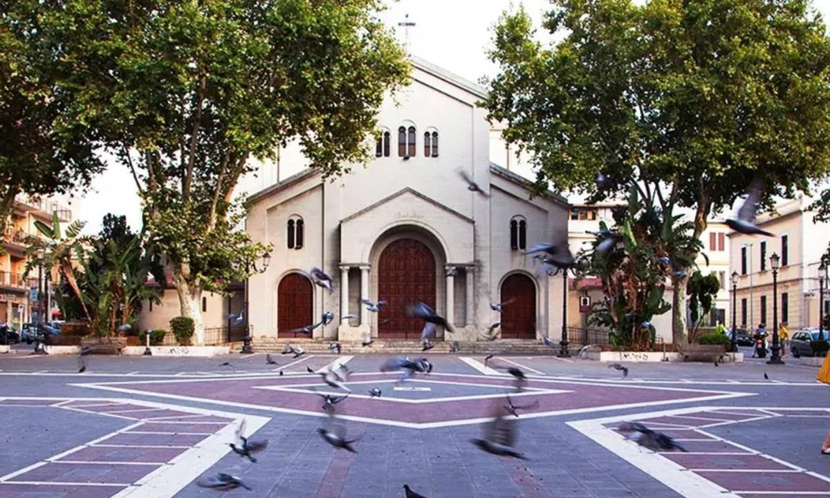 Piazza Sant'Agostino, luogo della lite