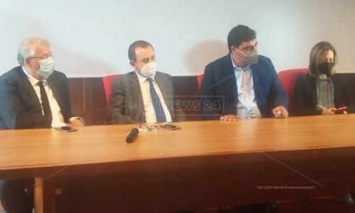 Elezioni Calabria, Magorno sarà il candidato di Italia viva: l'annuncio di Rosato a Vibo