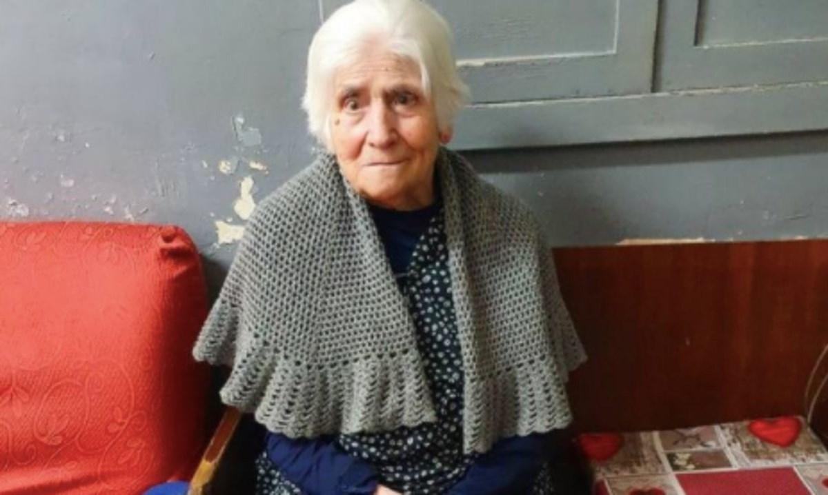 Vincenzina, l'anziana di Taurianova che attende ancora di essere vaccinata