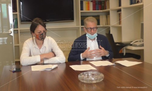 Marisa Luana Cavallo e Giancarlo Cerrelli