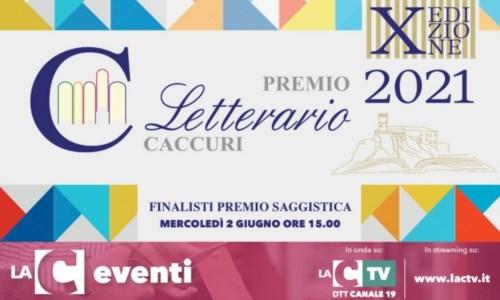 Premio letterario Caccuri, su LaC Tv saranno annunciati i finalisti della X edizione