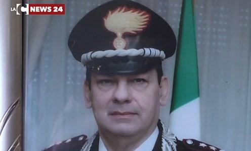 Riconosciuto vittima del dovere ma per la famiglia del colonnello Fazio nessun sostegno: «Siamo delusi»