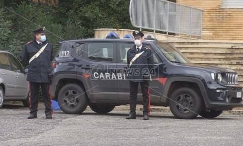 Cosenza, sorpreso a rubare in due abitazioni in 6 giorni: arrestato 60enne